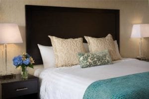 Luxurious Linens and Pillows
