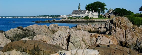 The Kennebunkport Coastline