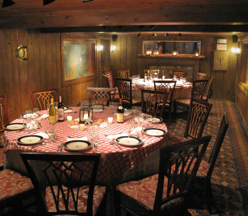 Marine Room at The Colony Hotel